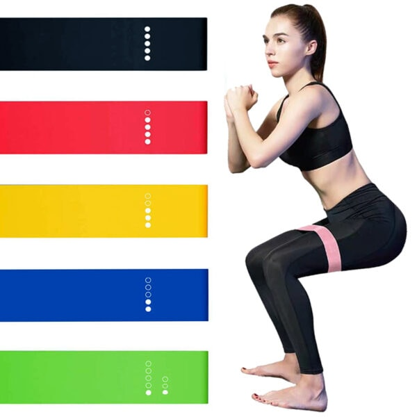 Yoga Resistance Bands Pull Band Set Gym Fitness Equipment