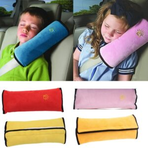 Baby Pillow Car Safety Strap Belt Seat Positioner Protect
