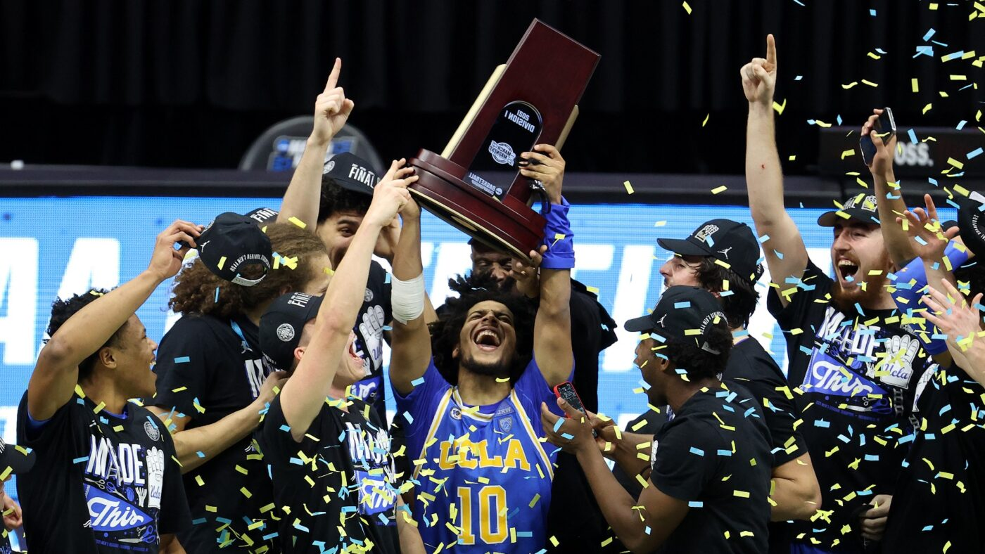 UCLA's win over Michigan means March Madness 2021 is officially the maddest March Madness ever