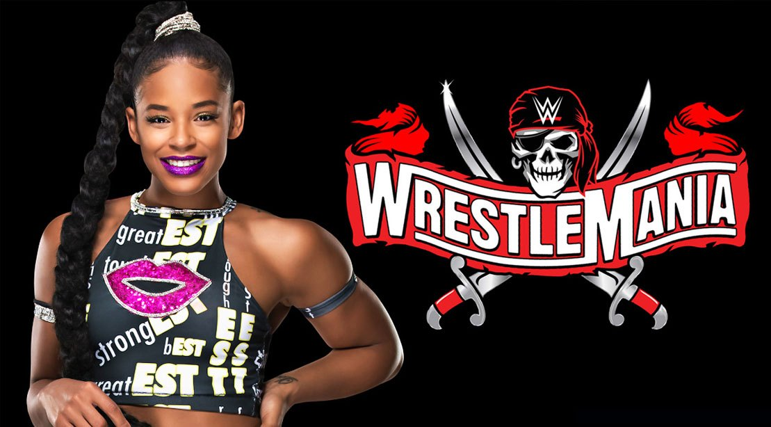 Bianca Belair Goes from CrossFit to WWE Match Fit