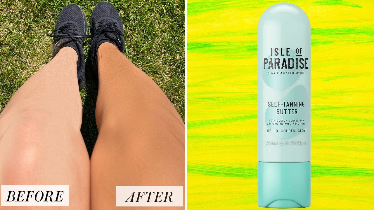 Isle of Paradise's Self-Tanning Body Butter Gives a Gorgeous Glow | Review, Photos
