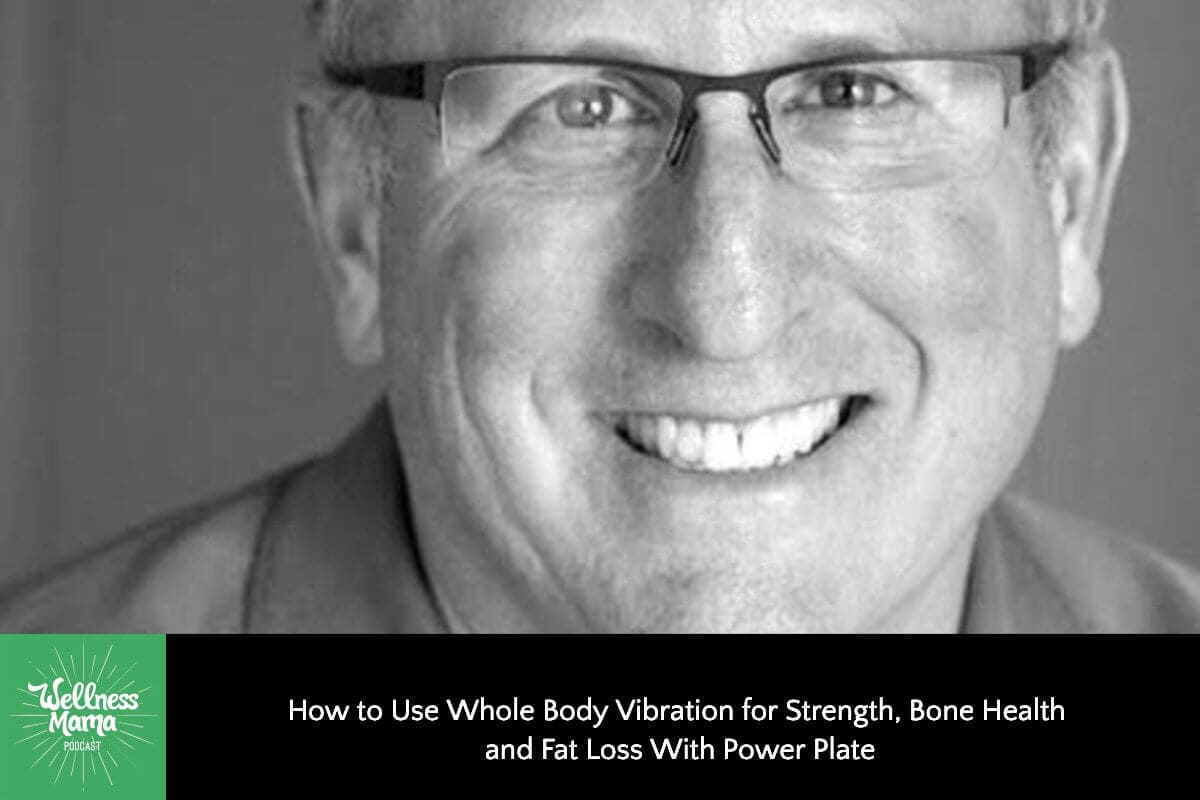 How to Use Whole Body Vibration With Power Plate