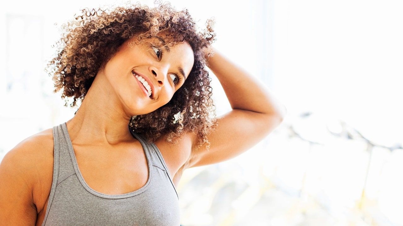 Easy Face Yoga Exercises to Add to Your Skin-Care Routine