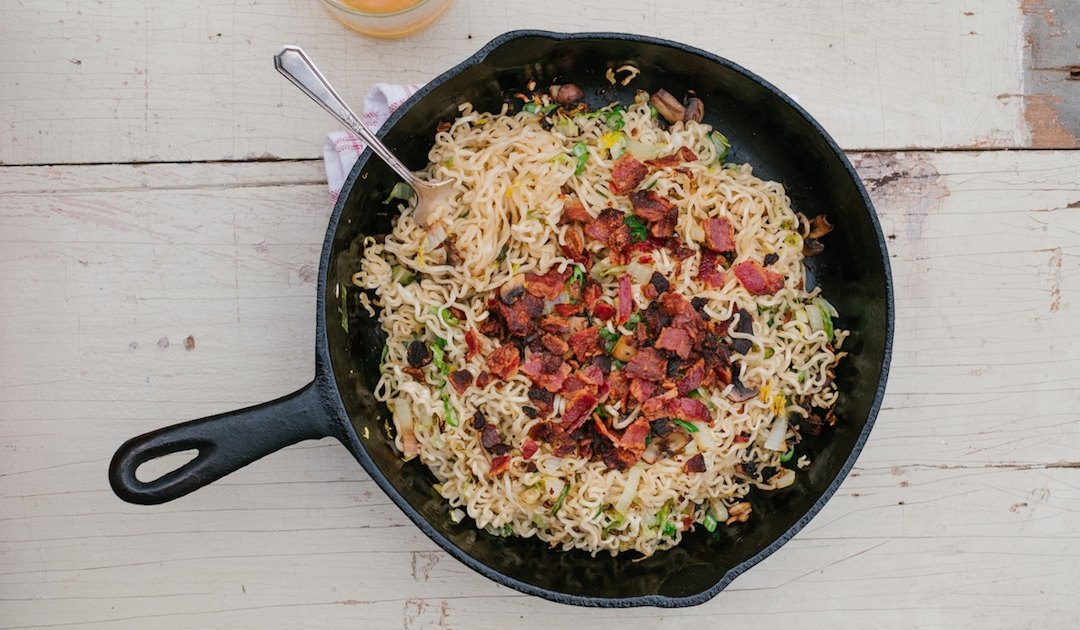 How to Make a Better Meal Out of Instant Ramen Noodles