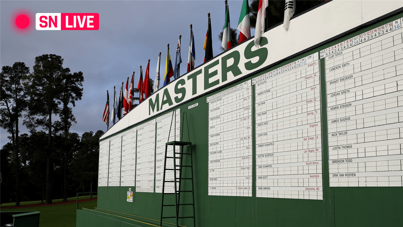 Masters leaderboard 2021: Live golf scores, results from Thursday's Round 1