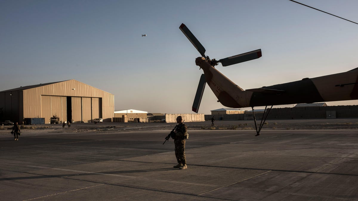 App Maker Turns Gig Workers Into Military Assets