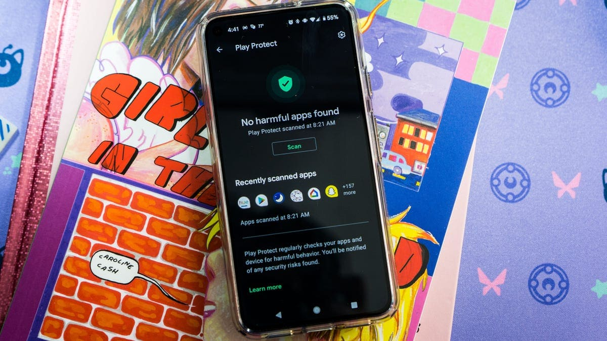 Android 12 Feature Will Let You Opt Out of App Tracking