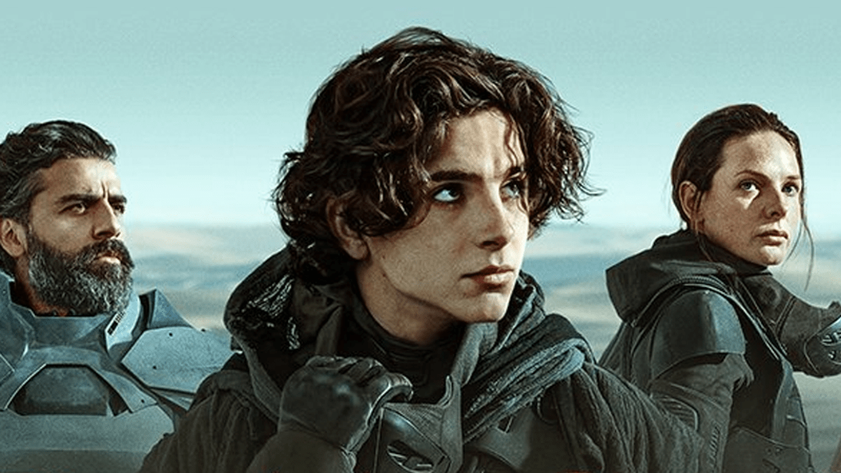 Dune Character Posters Re-Introduce You to Its Stars