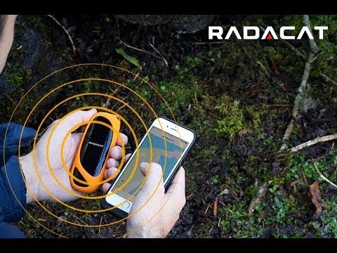 Radacat C2 Messenger Lets You Text and Track Your Group Even without a Cell Signal