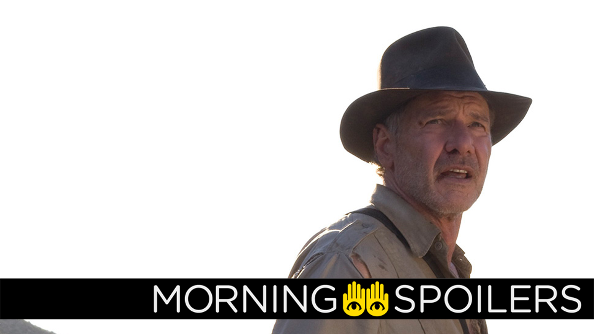 Indiana Jones 5 Set Pictures—Harrison Ford Back in Indy Costume